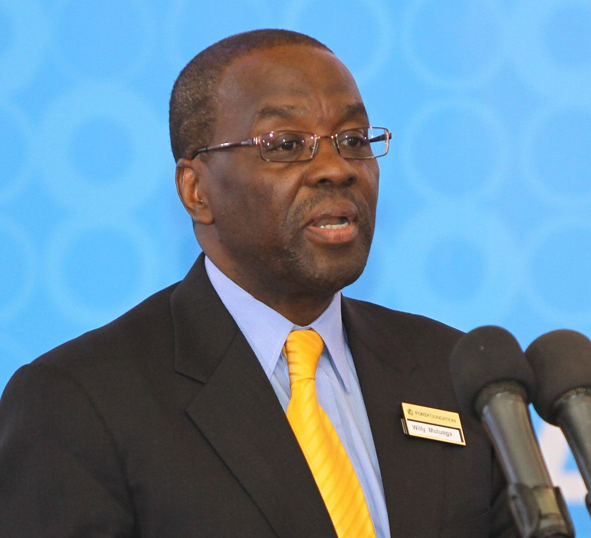 Former Kenyan chief justice Dr Willy Mutunga. Courtesy photo.