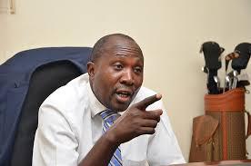 FDC secretary general Nandala Mafabi