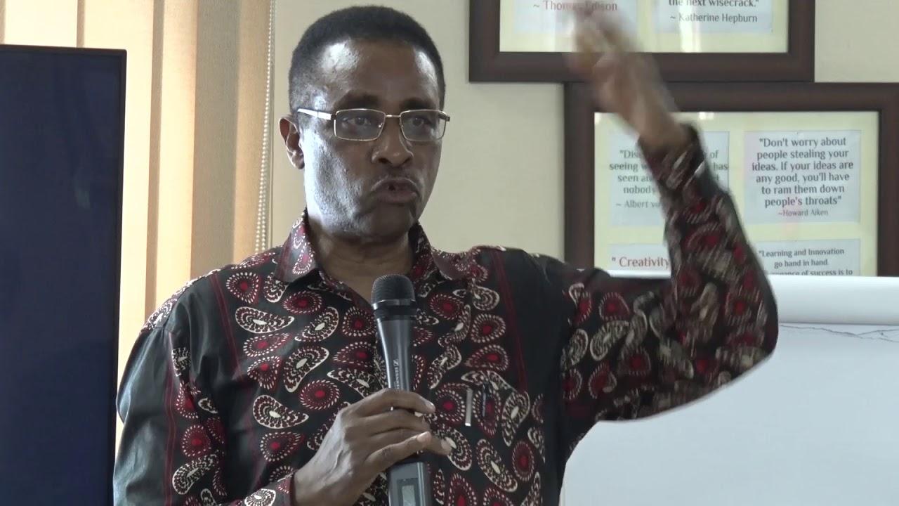Former minister Abel Rwendaire