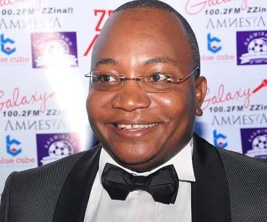 CEO Galaxy FM Dr Innocent Ahabwe. File photo.