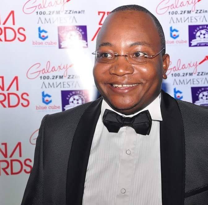 Dr Innocent Ahabwe