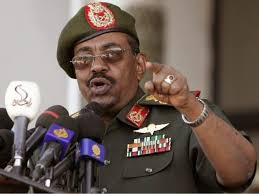 Sudanese president Omar El Bashir. File photo.