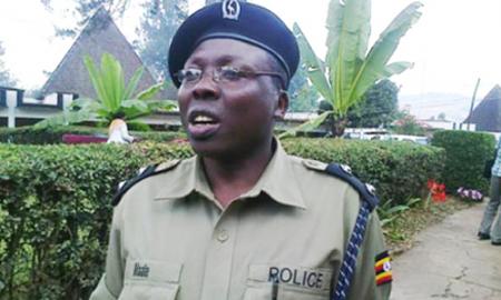 Kigezi region police spokesperson Elly Mate.