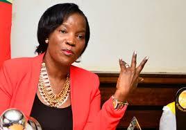 KCCA executive director Jennifer Musisi. File photo.