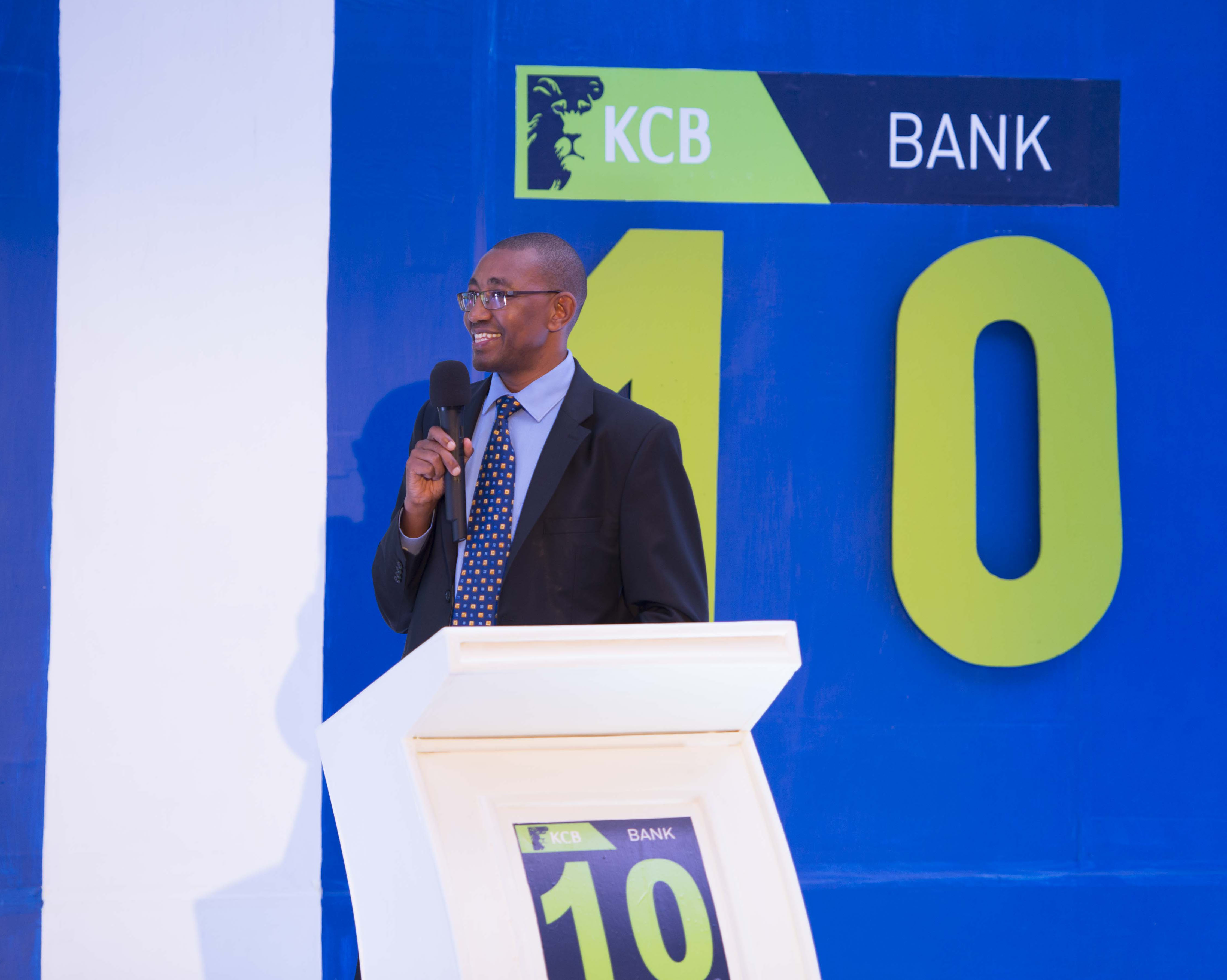 KCB bank to provide customer services on WhatsApp. (PHOTO/File)