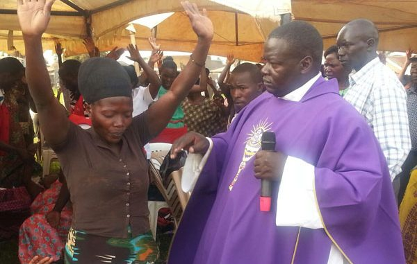 Fr Jacinto Kibuuka