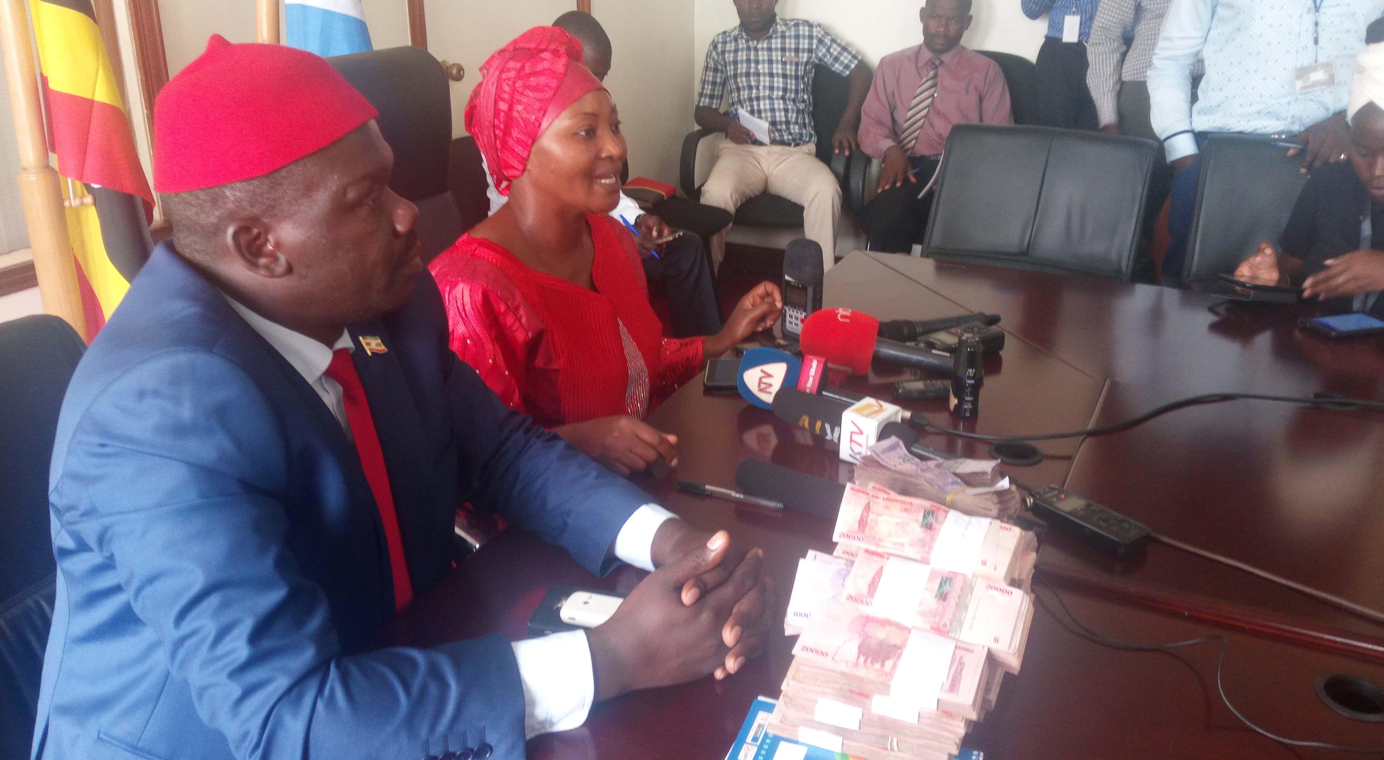 LOP Winnie Kiiza returns age limit money