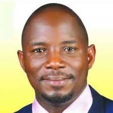 Butembe County MP Nelson Lufafa.