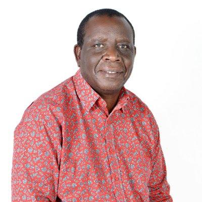 Renown history Professor Mwambustya Ndebesa.