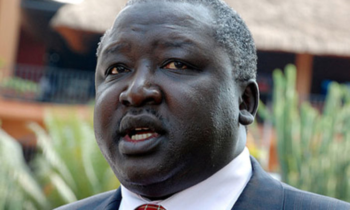 Foreign Affairs State minister Okello Oryem has labelled the Uganda-Rwanda standoff a non-issue (FILE PHOTO)