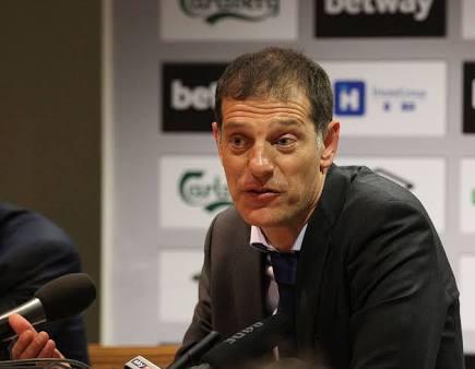 Slaven Bilic is under imense pressure at West Ham.