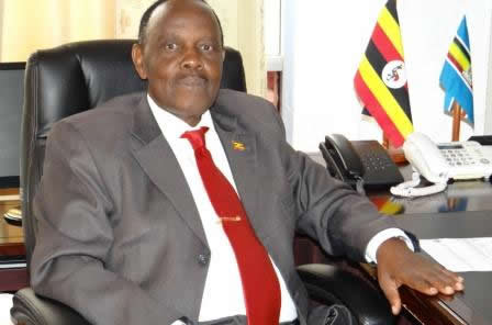 The controversial Ugandan ambassador to BUrundi, Brig. Matayo Kyaligonza (FILE PHOTO)