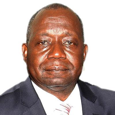 UNEB secretary Dan Odongo