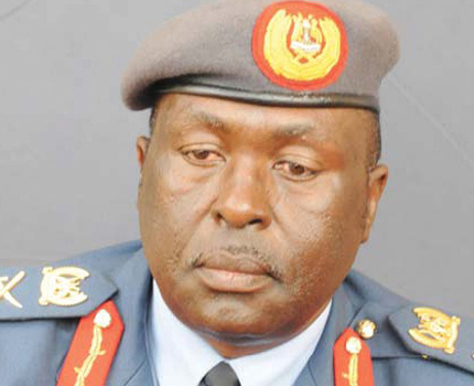 Jim Oweyesigire is the new commander of the African Union Mission in Somalia.