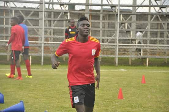 Uganda U20 side, The Hippos captain Shaban Muhammad is available for the semi finals after completing his one match suspension.