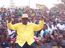 President Museveni captured power after a five-year protracted war.