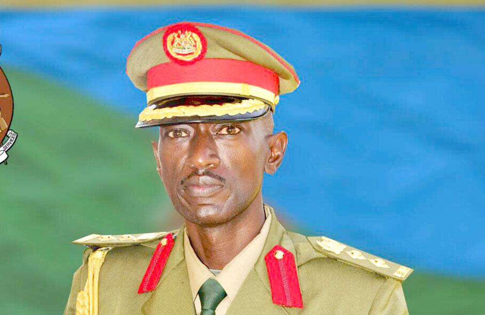 CMI boss Abel Kandiho : Military Intelligence arrested the hitherto untouchable Kitatta