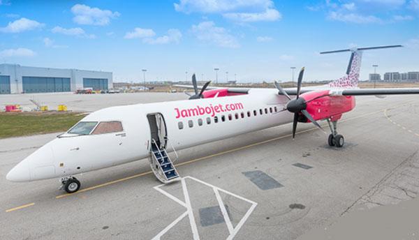 Kenya's Jambojet to start flights to Uganda next month