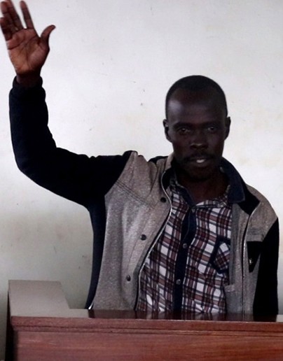 Kitatta's rival charged with being idle, remanded to Luzira