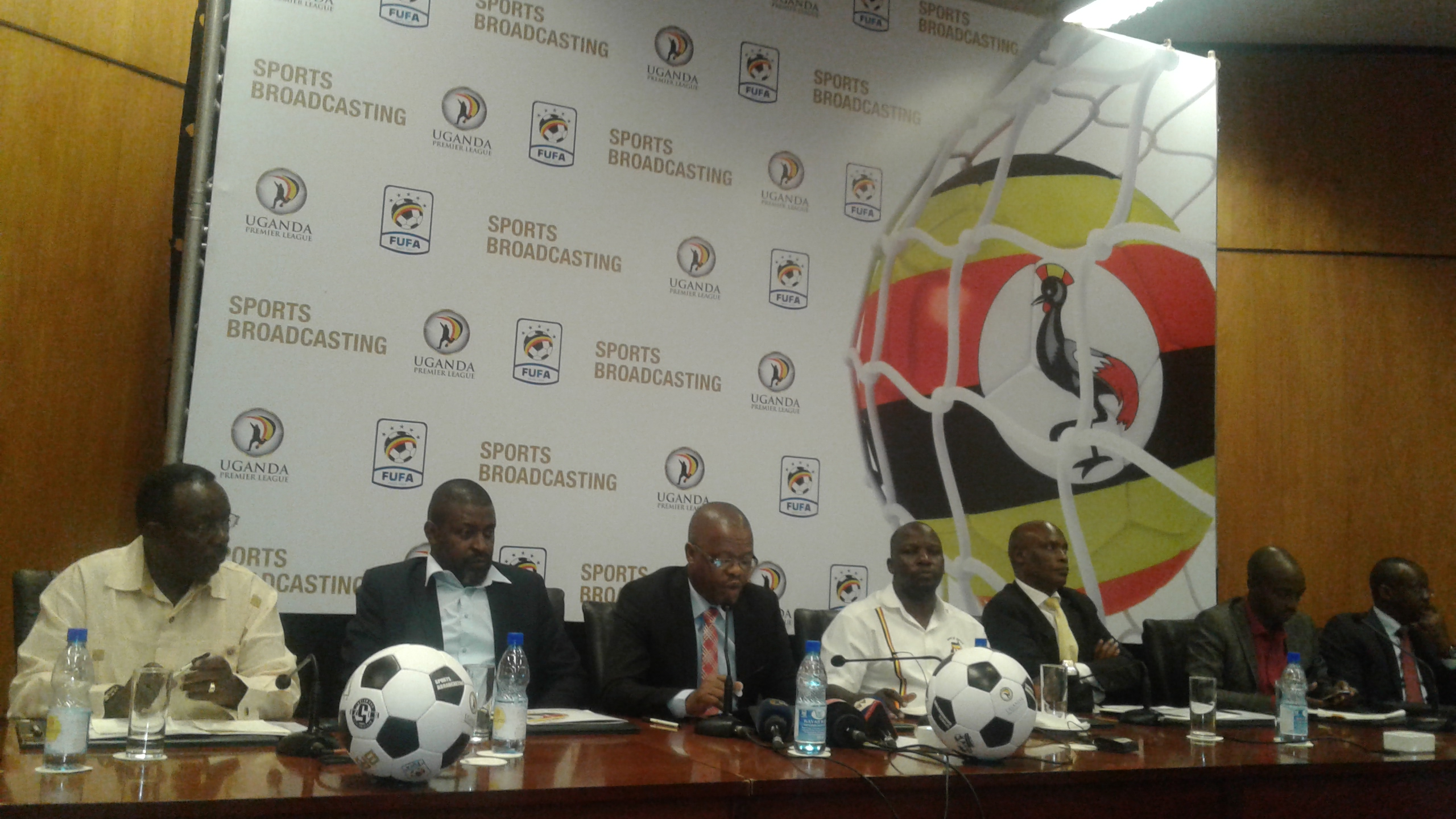 FUFA and Sports Broadcasting Limited enter into $3million partnership