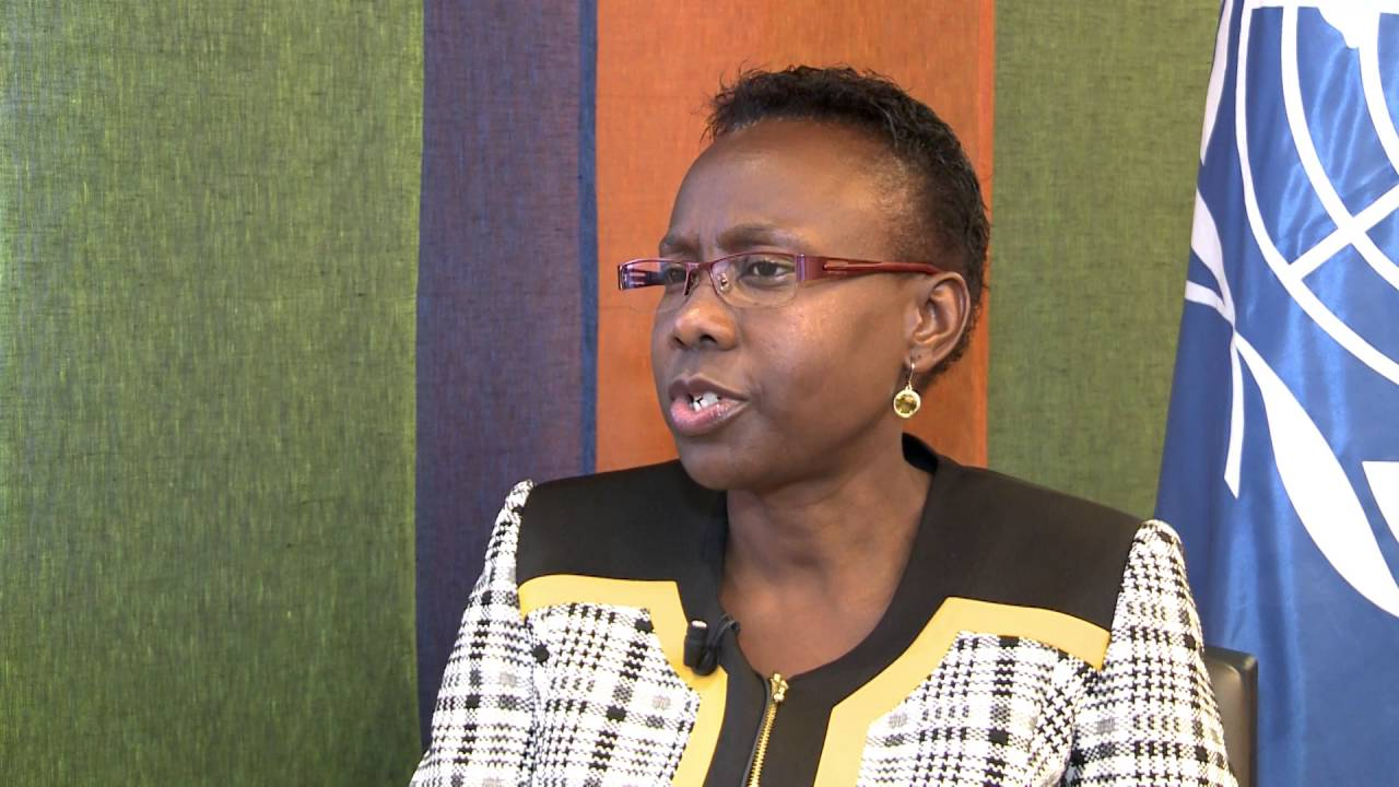 Minister of Health, Dr. Jane Ruth Aceng (FILE PHOTO)