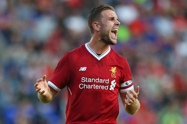 Liverpool captain Jordan Henderson is most likely to start against Porto after he was rested on the weekend.