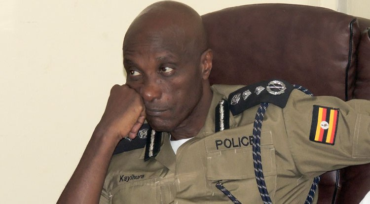 Inspector General of Police Kale Kayihura came out early this week to explain the leads police were following on the deaths of two foreigners in Kampala hotels: NET PHOTO