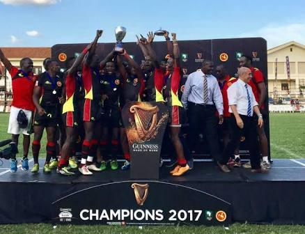 Uganda won the championship last year (file photo)