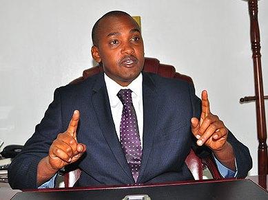 ICT minister Frank Tumwebaze