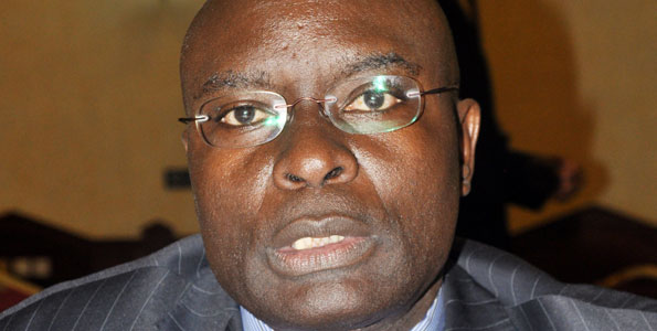 Electoral Commission chairman Simon Byabakama: NET PHOTO
