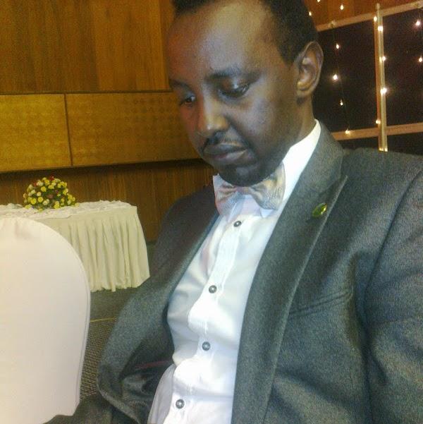 Suspended National Drug Authority legal officer Mark Kamanzi