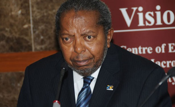 Bank of Uganda governor Emmanuel Tumusiime Mutebile (PHOTO/File)