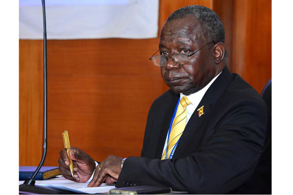 UNEB executive secretary Daniel Odongo: (COURTESY PHOTO)
