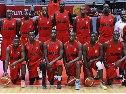 The men's National Basketball team departs tomorrow morning for Mali.