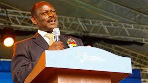 Makerere University vice chancellor