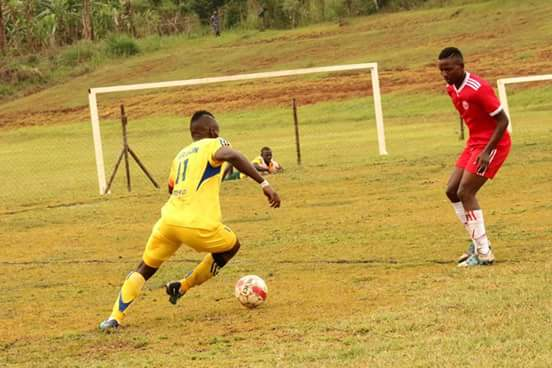 Bright Stars captain Nelson Ssenkatuka will be key to the home side (file photo)