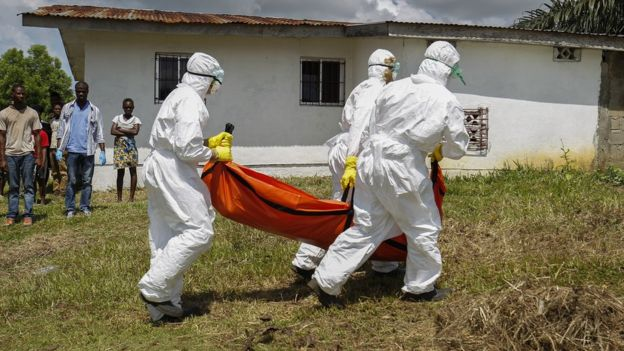 Ebola panic: Fears for deadly new outbreak as World Health Organization battles new hotspot