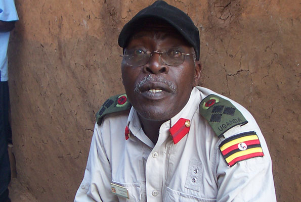 Kasirye Ggwanga has been promoted to Maj Gen and will retire from the UPDF this year.