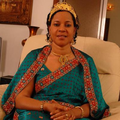 Tooro Queen mother Best Kemigisa is accused of taking over royal properties when her husband died: NET PHOTO