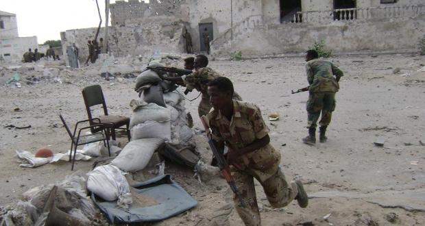 Somali troops attack Mogadishu rebel positions: NET PHOTO