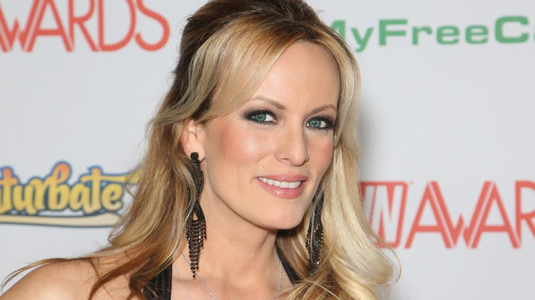 Stormy Daniels is going to tell her story'according to her manager.