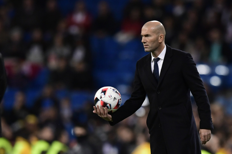 Zinedin Zidane has only one injury worry as his Real Madrid side look to get the job done against PSG.
