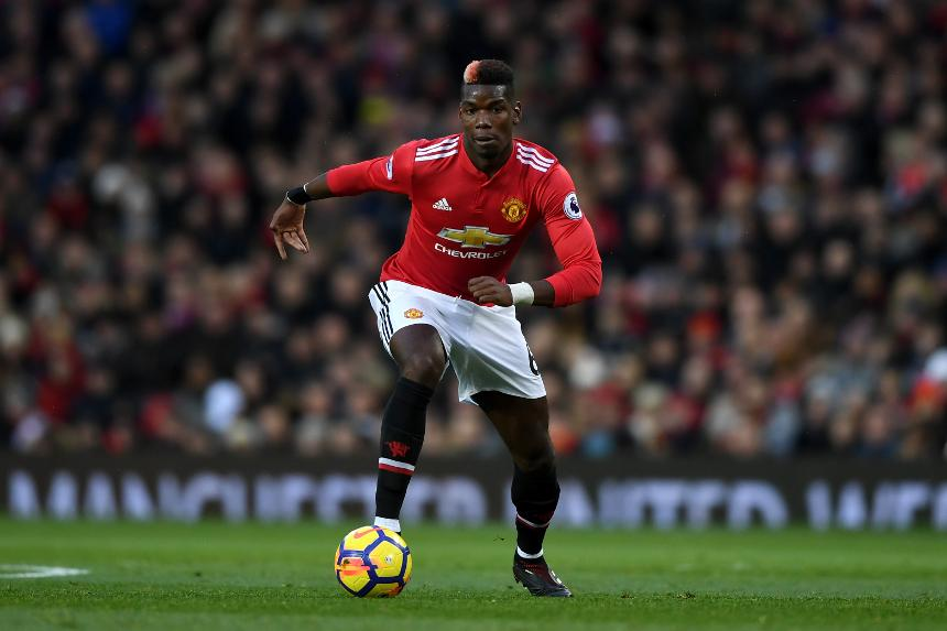Paul Pogba was magnificent throughout the semi final win over Spurs
