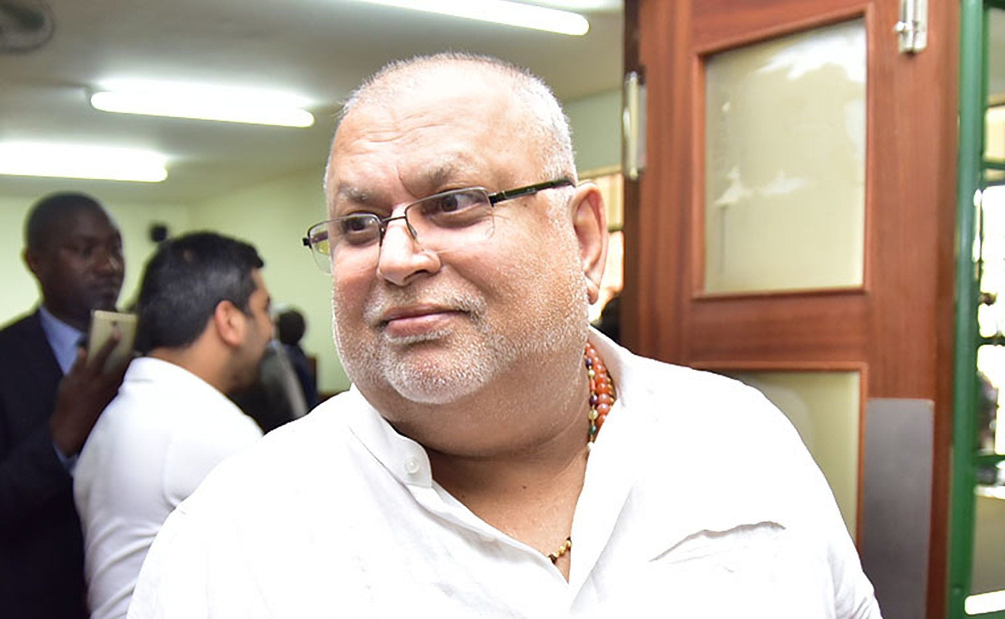 Business mogul Sudhir Ruparelia has warned struggling tycoon Wavamuno to mind about his businesses. (PHOTO/File)