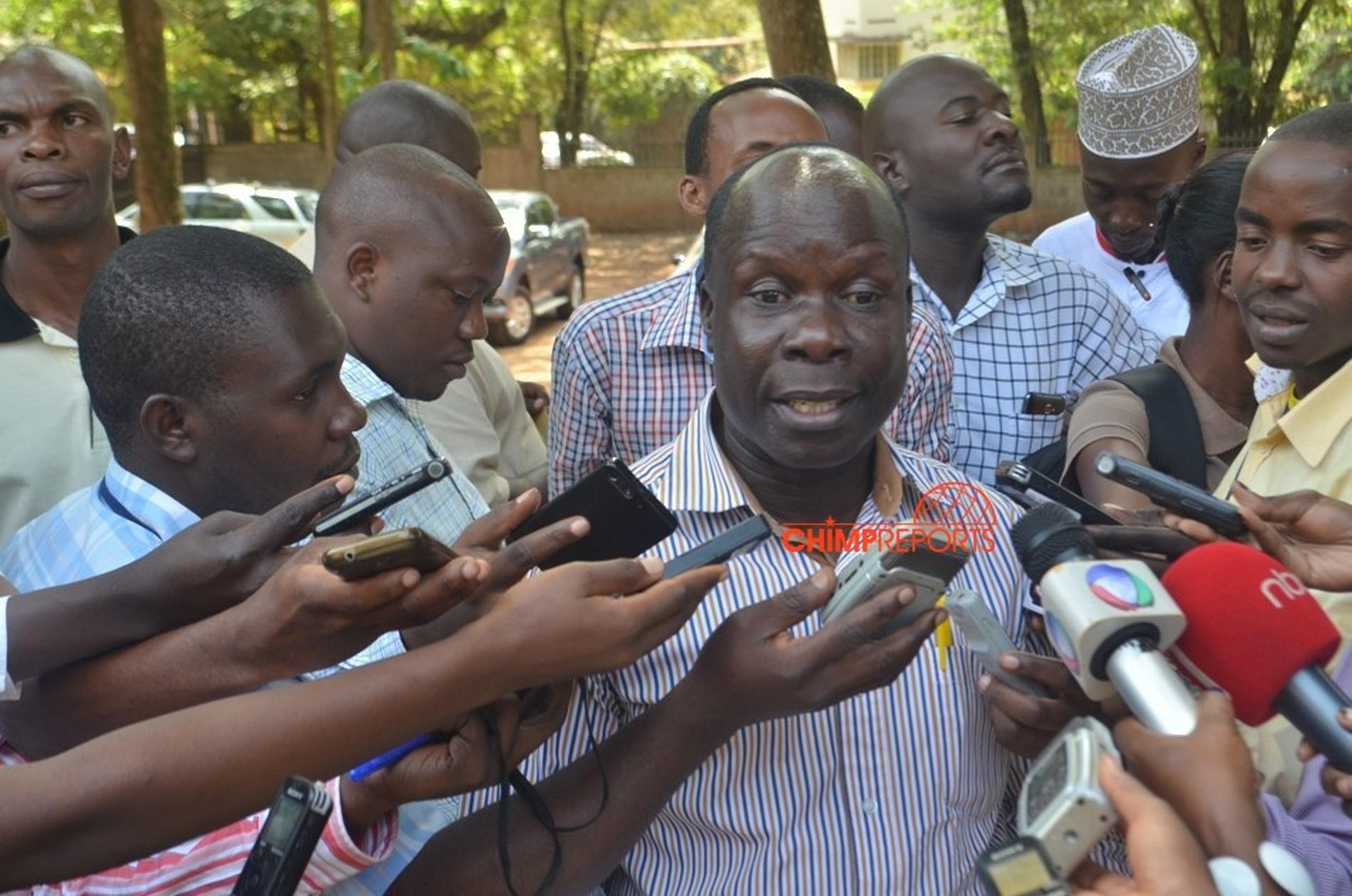 NRM EC Dr. Tanga Odoi