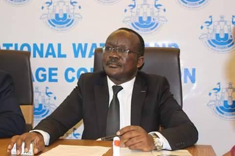 Dr Silver Mugisha at the launch