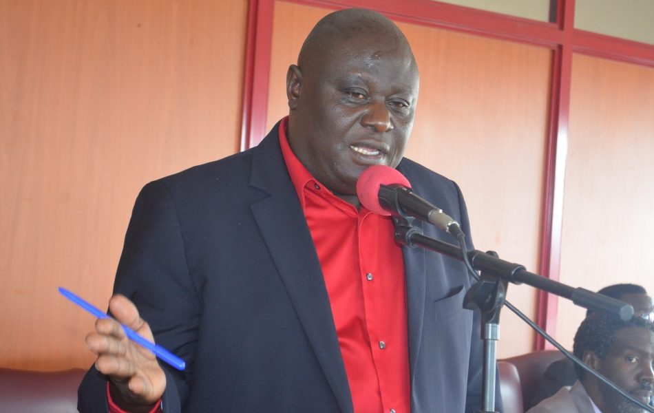 UPC spokesperson Michael Osinde has said they will only leave Rukungiri but race for all other constituencies: NET PHOTO