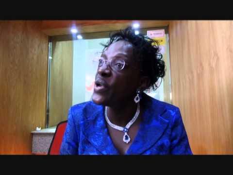 Former Bank of Uganda director Justine Bagyenda.