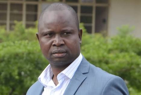 Parliament's director of communications Chris Obore (FILE PHOTO)