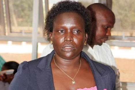 CID boss Grace Akullo has retained her office as several working under her were moved.